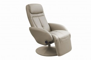 Halmar OPTIMA recliner cappuccino