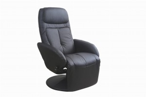 Halmar OPTIMA recliner czarny